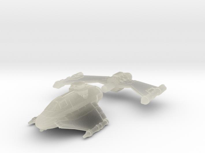 EU Blastboat 3d printed