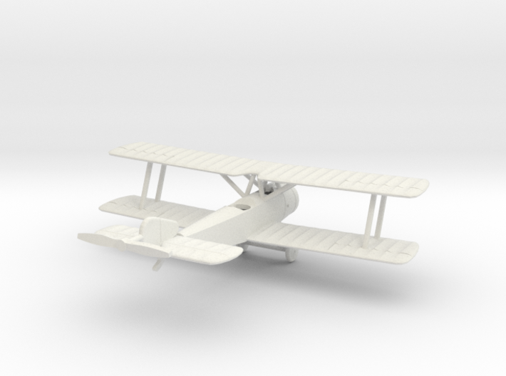 1/144 Sopwith 1 1/2 Strutter (2-seat) 3d printed