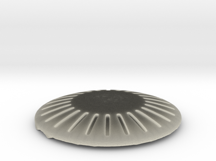 Space Core eye (V3) 3d printed