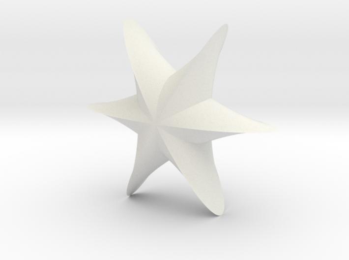 Deltoid of rotation 3d printed