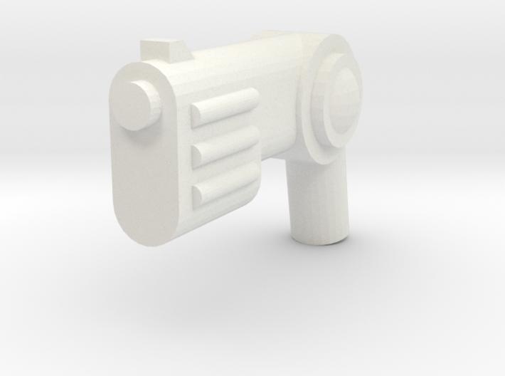 Minifig Gun 10 3d printed