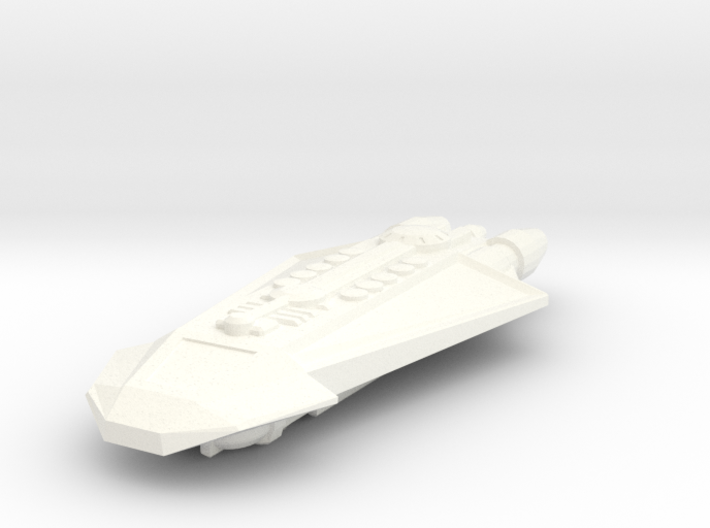 Freighter Nerrolla Sigma 3d printed