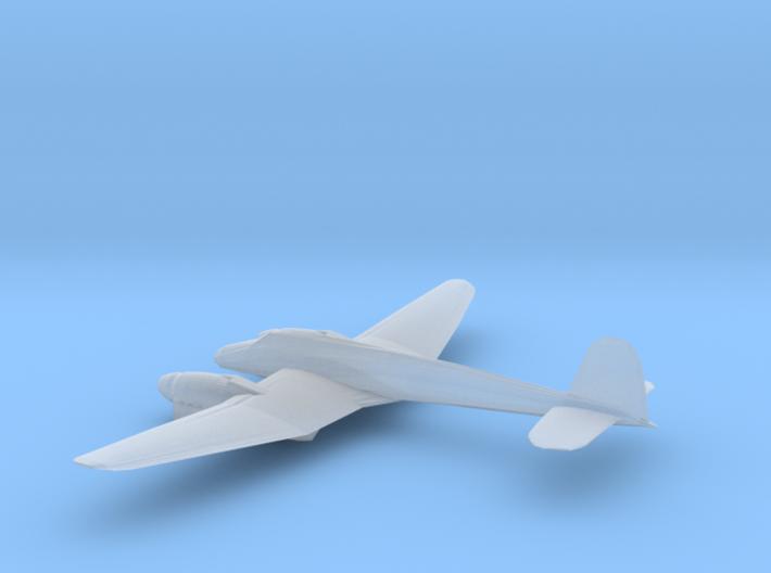 1/300 Focke-Wulf FW187 3d printed