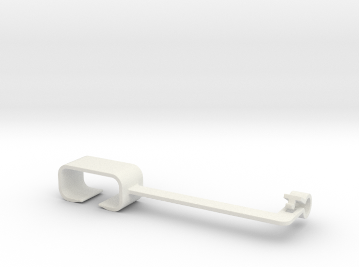 MagSafe Adapter Holder 3 3d printed