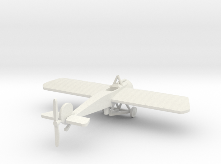 FOKKER EIII IN 1/144th 3d printed