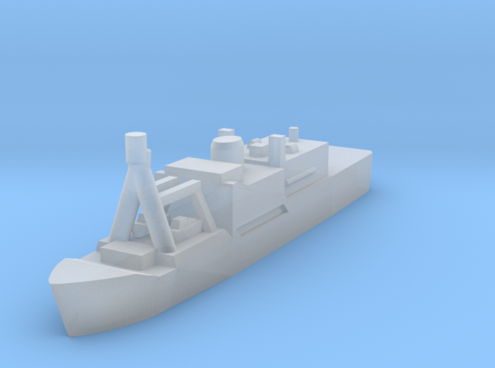 HMS Endurance (1967) 1:2400 x1 3d printed