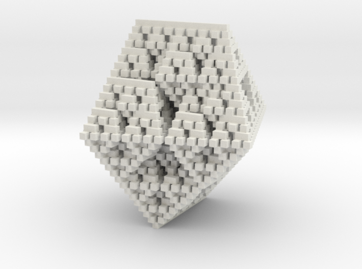 alternating2menger 3d printed