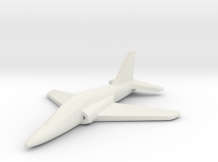 1/285 (6mm) Goshawk Trainer 3d printed