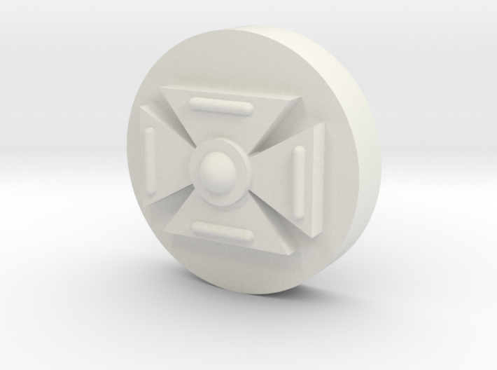 Symbol (10MM 3/8th Inch) 3d printed