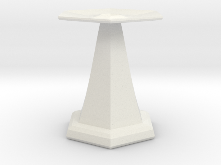base for sundial 3d printed