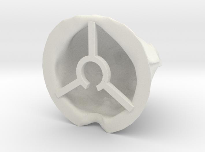 Lamp Of The Magician 3d printed