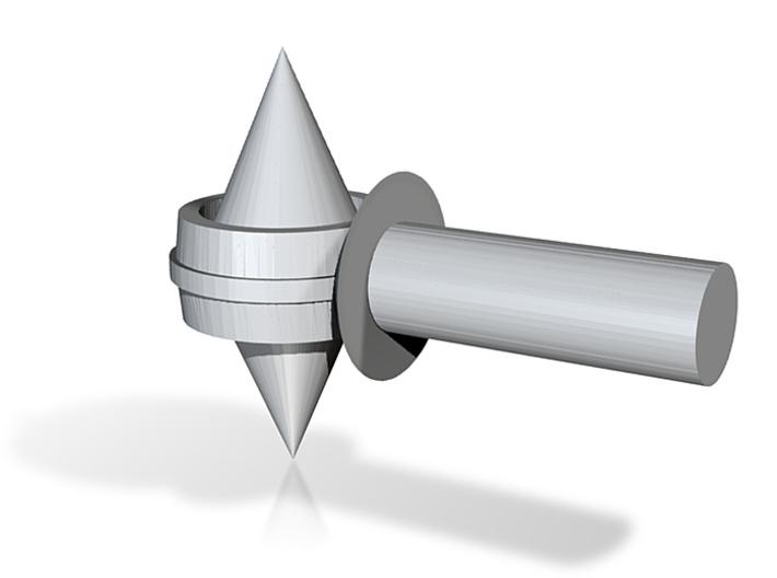 torpedo ventilator 3d printed