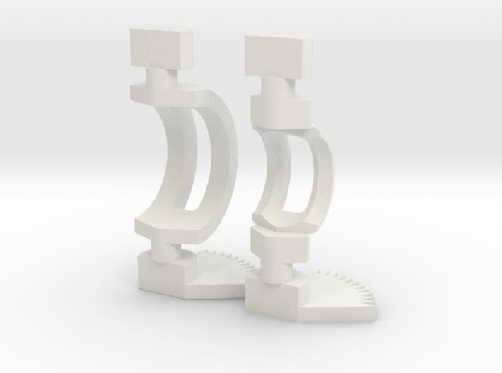 N64 Joystick Links 3d printed
