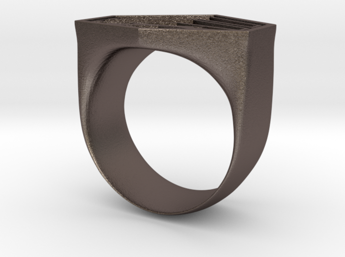 Corporal Ring 3d printed