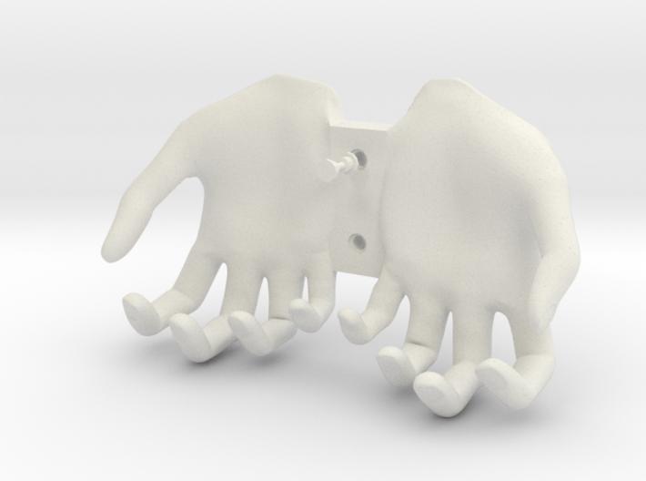 Dianthe Keyholder 3d printed keyholder 3D printed