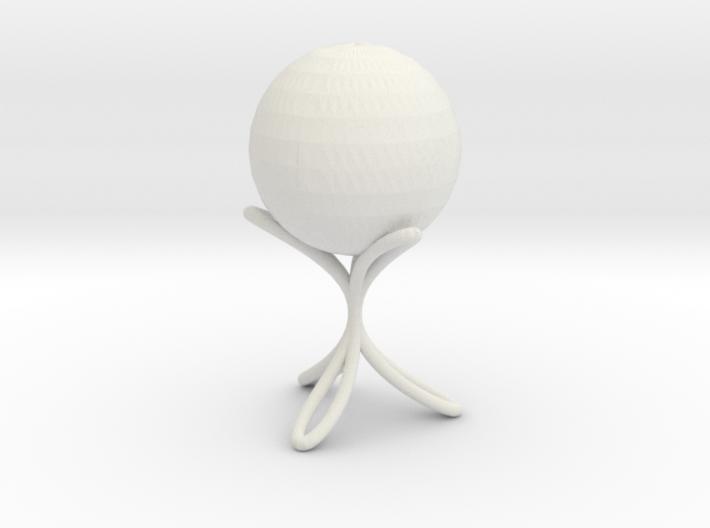 spheretrilemniscape3d 3d printed