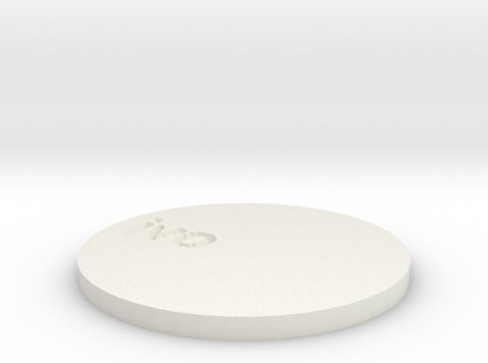 by kelecrea, engraved: ivo 3d printed