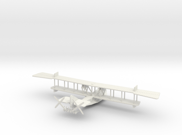 Felixstowe F.2a early version 1/144th scale 3d printed