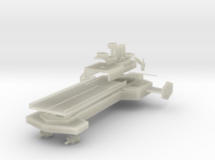 Luna Class Carrier 3d printed