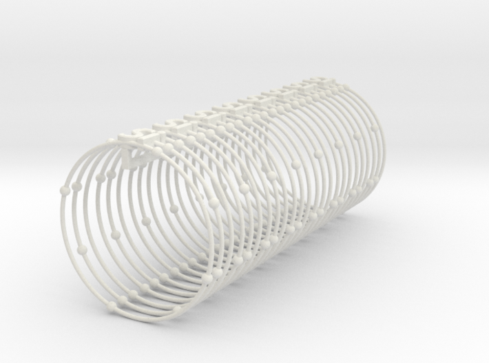 Silicon Napkin Ring 3d printed
