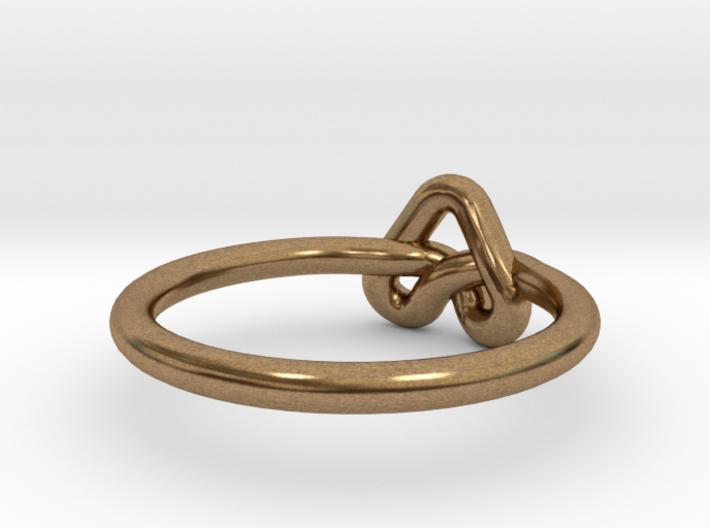Love Knot-sz18 3d printed