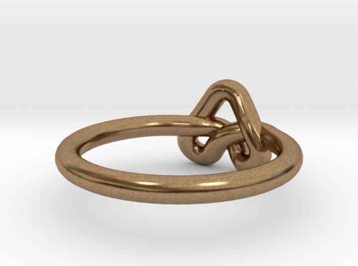 Love Knot-sz16 3d printed