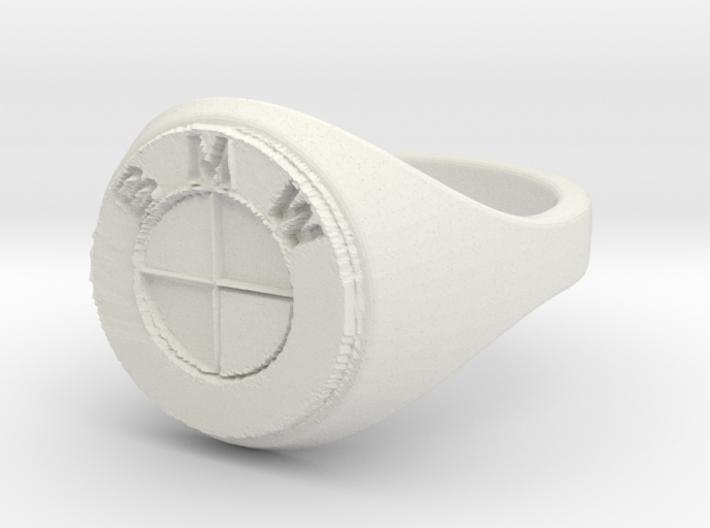 ring -- Tue, 04 Feb 2014 01:22:34 +0100 3d printed