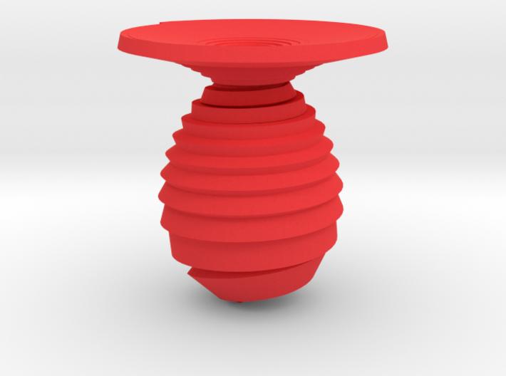Vase spiral 3d printed Vase spiral