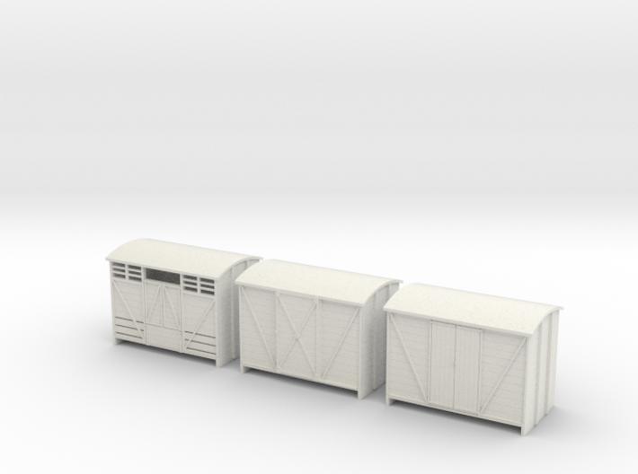 Sn2 Vans 3d printed