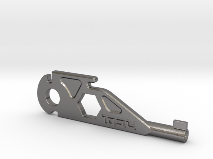 Left Handcuff Key (SOG S44/PPP Multitools) 3d printed