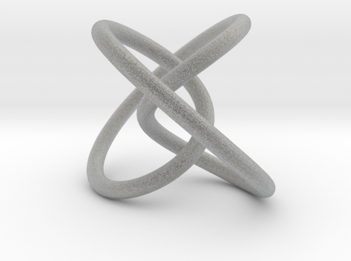 Rolling Knot 3d printed