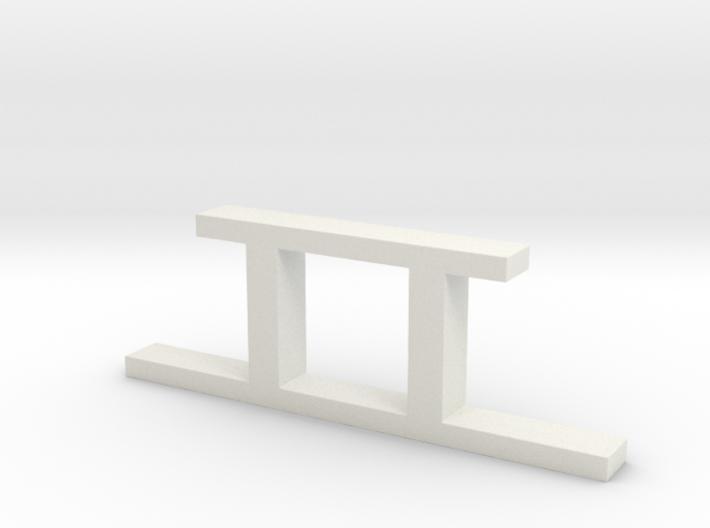 Pit Pier - Simple 3d printed