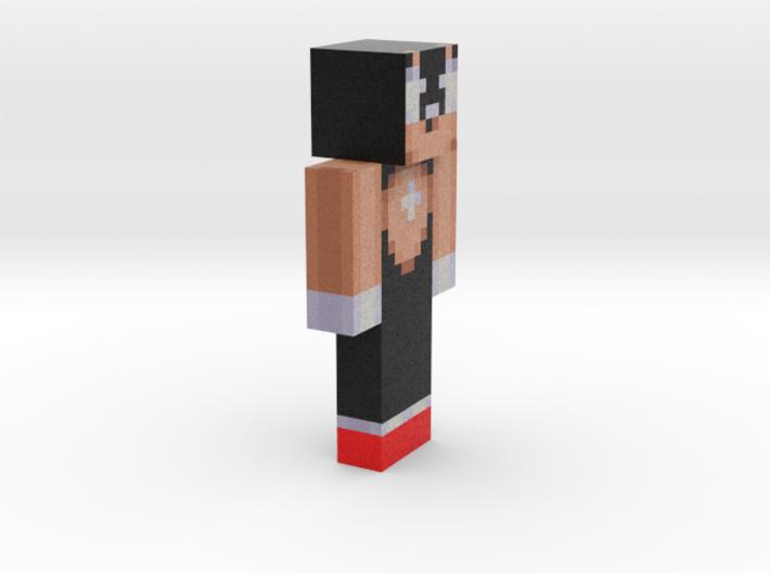 6cm | KuroTheHedgehog 3d printed