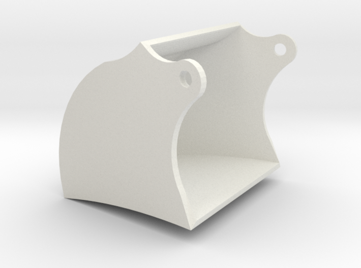 Nose Protector for the EPP Eagle 3d printed