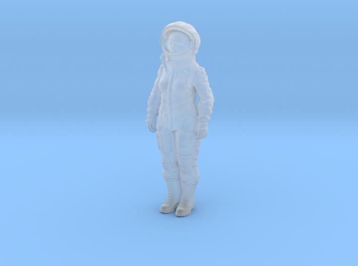 Valentina Tereshkova 14 cm 3d printed