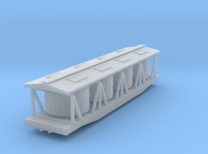 Pickle Car Parts - Zscale 3d printed