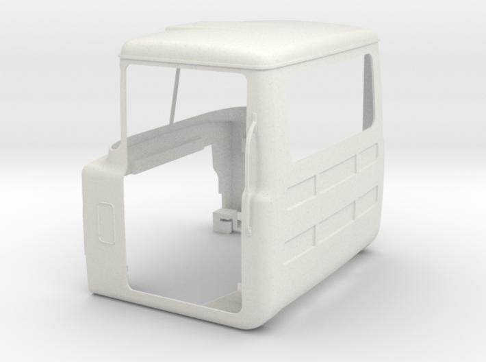 MACK-Cab-1-10 3d printed