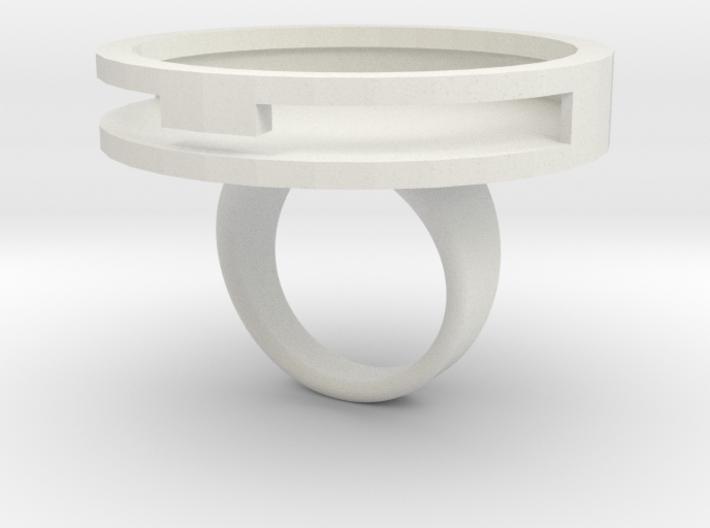TD Token Ring holder size 12 3d printed