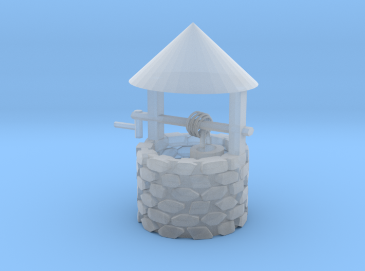 Wishing Well 3d printed