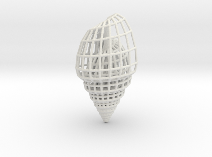 Shell 4 3d printed