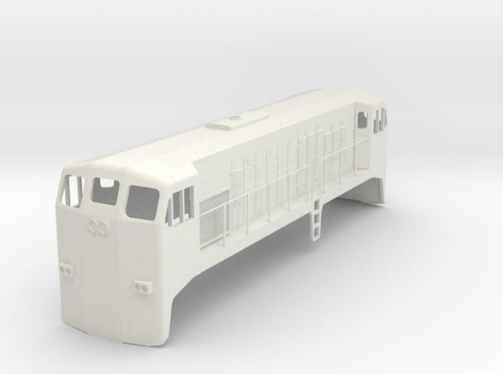 EMD JL8 1:48 Scale 3d printed