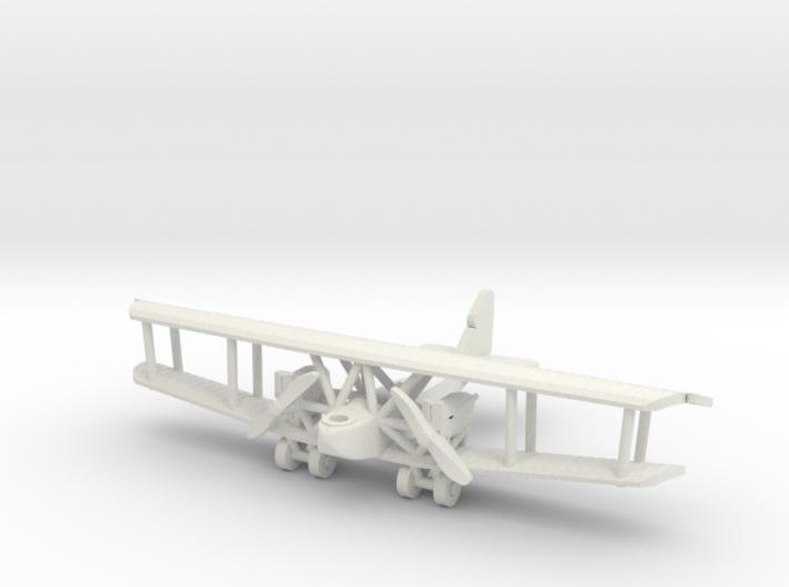 Aircraft- AEG G.IV Bomber (1/288th) 3d printed