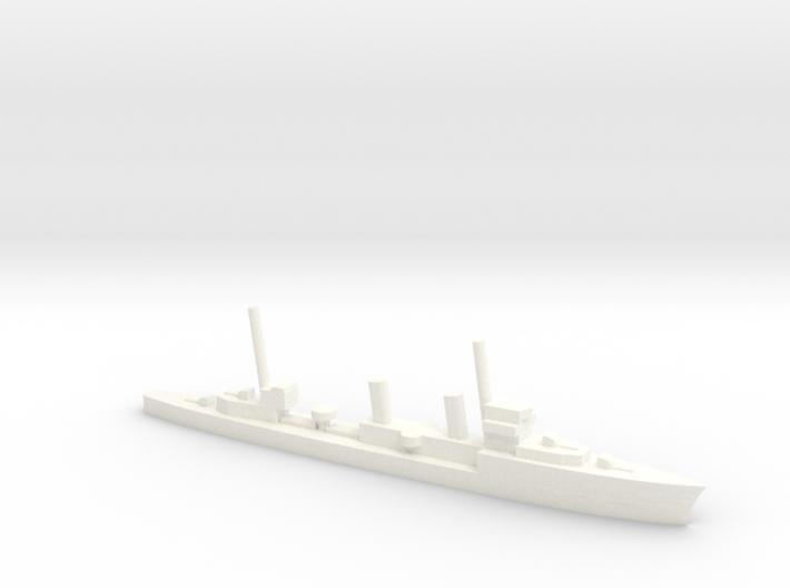 RN Premuda in 1/1800 scale 3d printed