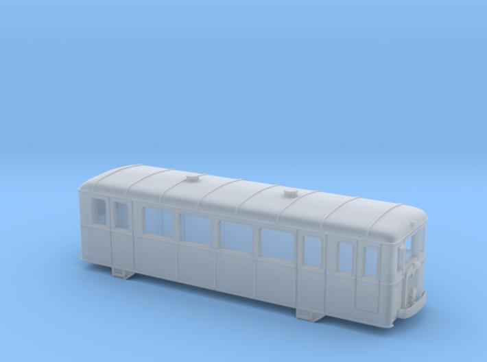 De Dion ML - Nm - 1:160 3d printed