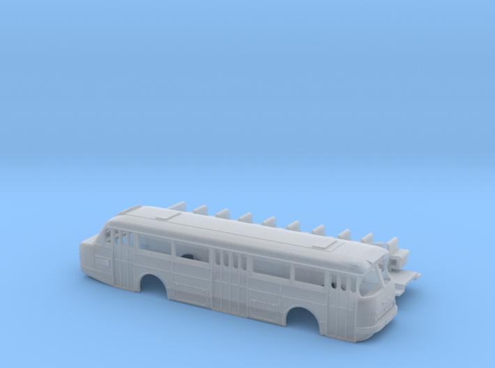 Ikarus 66 Stadtbus Spur N (1:160) 3d printed