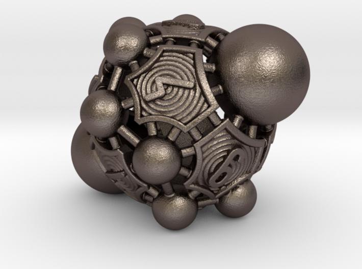 Nucleus D10 3d printed