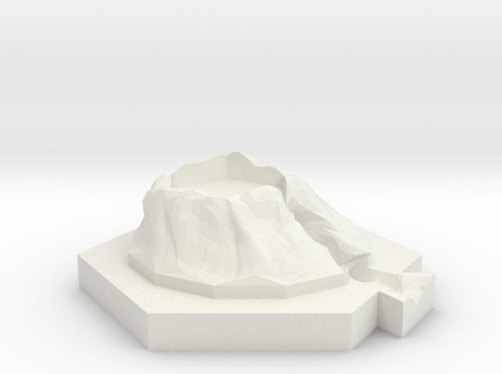 River (ore) 3d printed