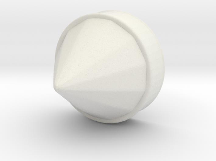 Vovode Helm 3d printed