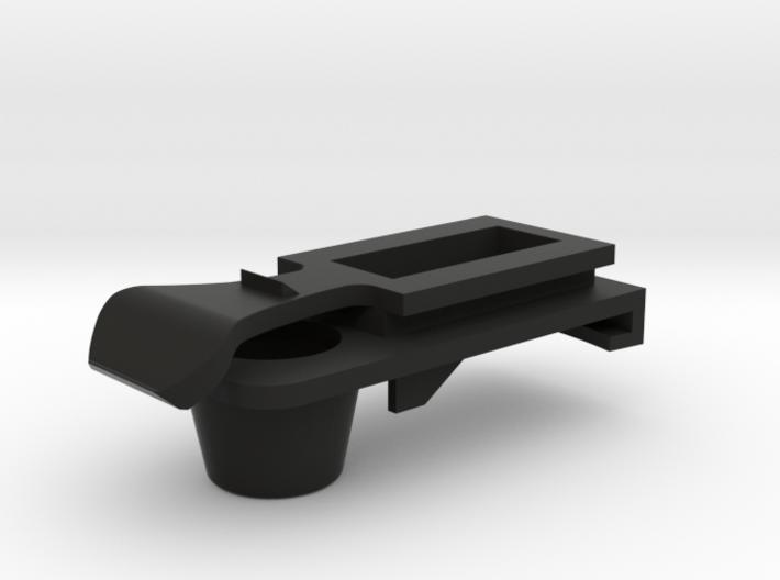 Ixon bicycle headlight clamp part 3d printed