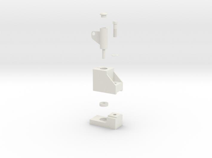 LORENZO stl 3d printed